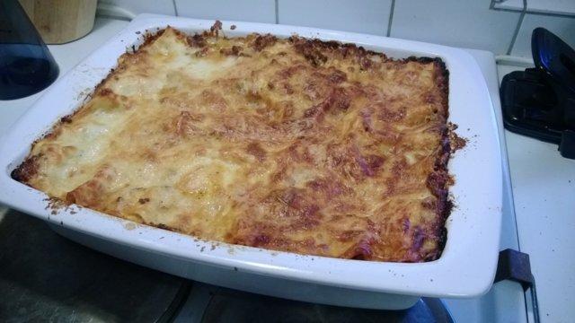 Lasagne (KL. / NBR.) 1