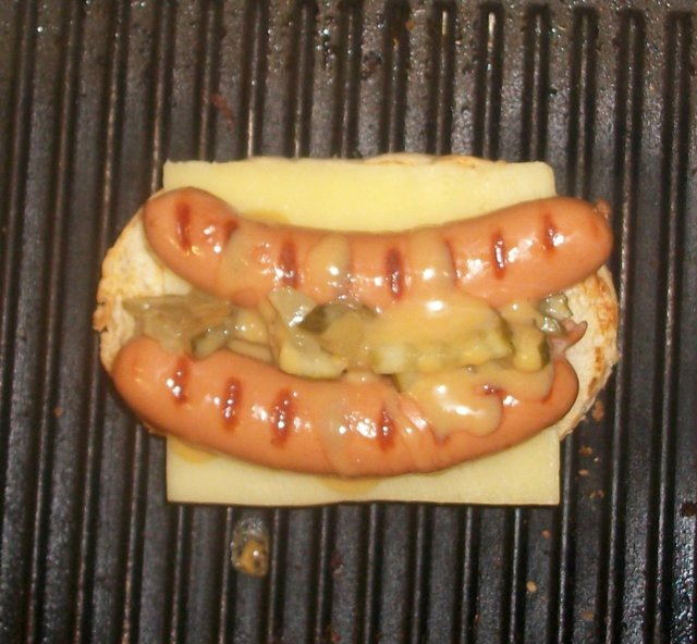 2 Nakin juusto Hod Dog 3