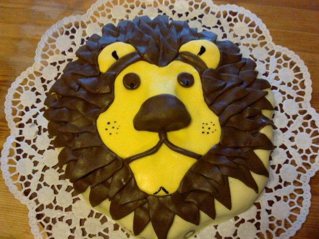 Leijona Suklaakakku 2