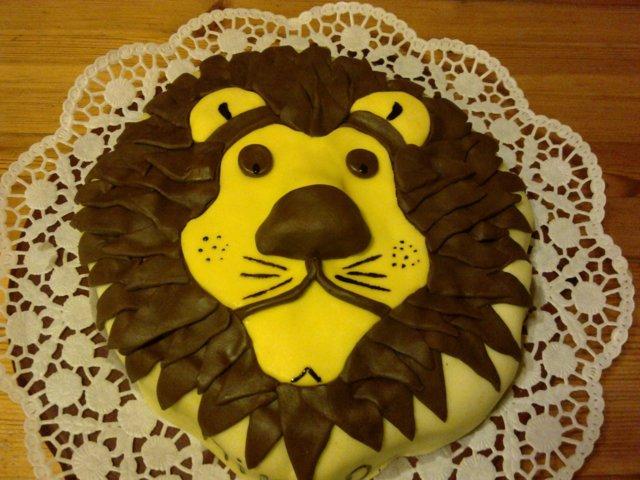 Leijona Suklaakakku 1
