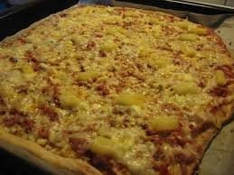 Nopea ja helppo pizza!