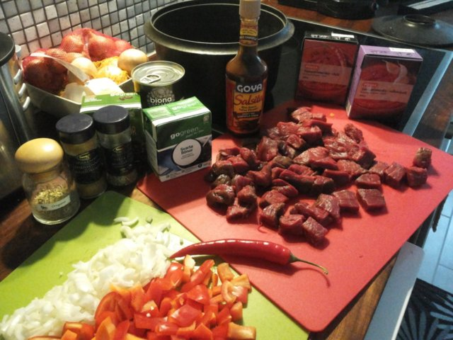 Reseptikuva: Mehevä Chili con carne 7
