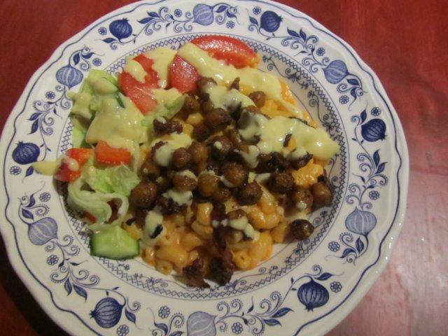 Reseptikuva: Cheesy Mac (veg) 1