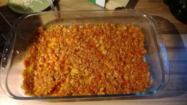 Reseptikuva: Lasagne mallia herkullinen 11