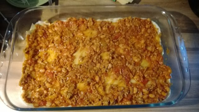 Reseptikuva: Lasagne mallia herkullinen 8