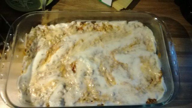 Reseptikuva: Lasagne mallia herkullinen 7