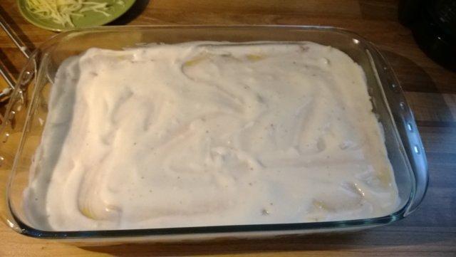 Reseptikuva: Lasagne mallia herkullinen 3