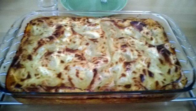 Reseptikuva: Lasagne mallia herkullinen 1