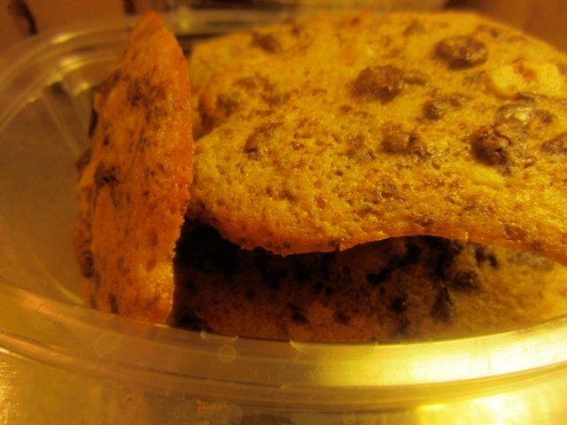 Reseptikuva: Gluteenittomat ja maidottomat suklaa-pähkinäkeksit 2