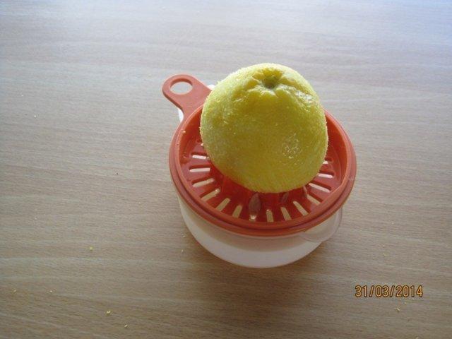 Sitruunaneliöt (Makeat) 3