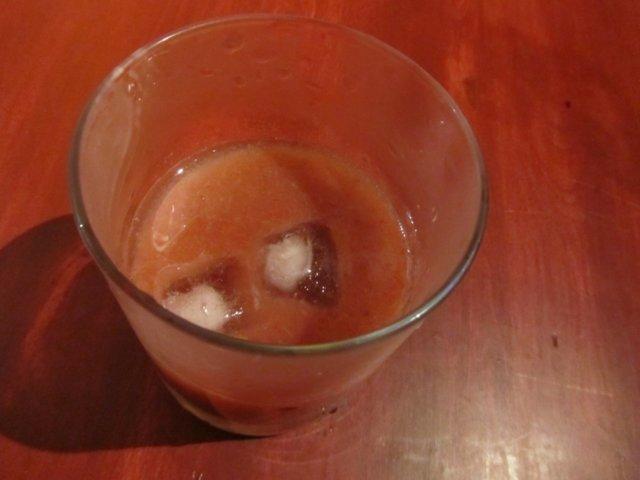 Drinkkejä hillosta