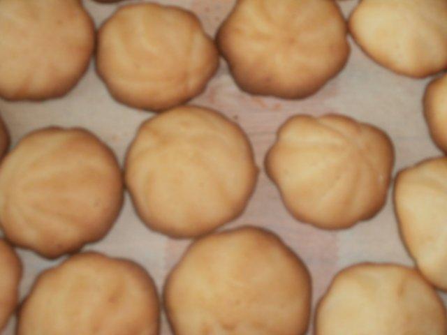 Reseptikuva: Tiina-mummin pursotetut pikkuleivät 3