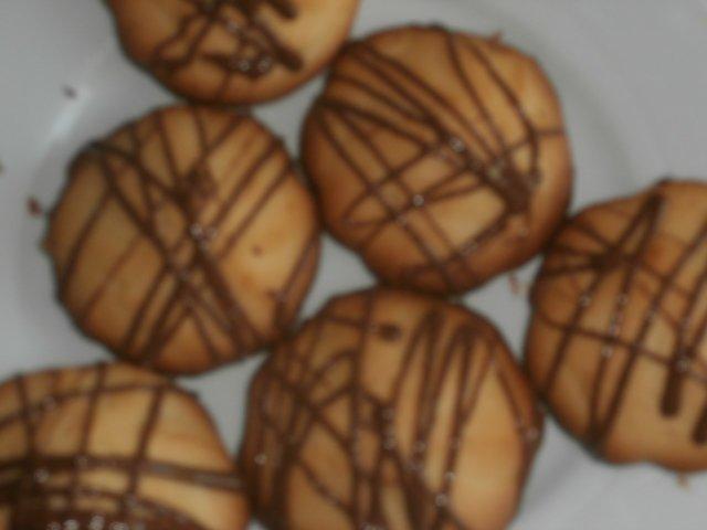 Reseptikuva: Tiina-mummin pursotetut pikkuleivät 1