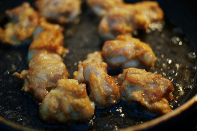 Japanilainen kanaruoka, Karaage