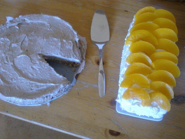 Reseptikuva: Vegaaneja juustokakkuja ilman uunia 1