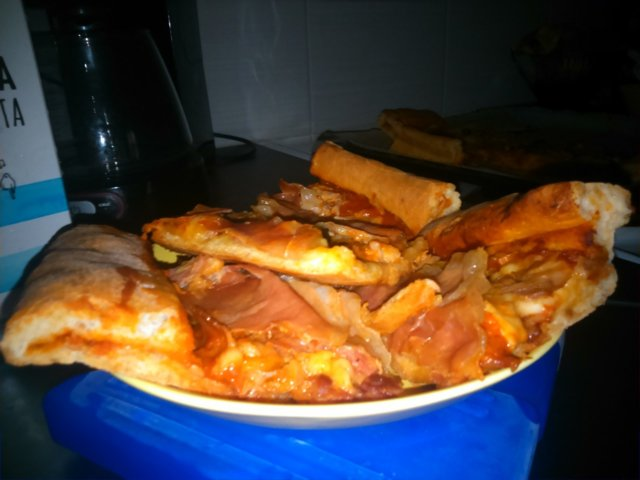 Reseptikuva: Herkku pizza 1