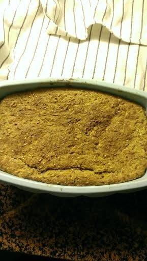 Reseptikuva: Kuituinen vuokaleipä 2