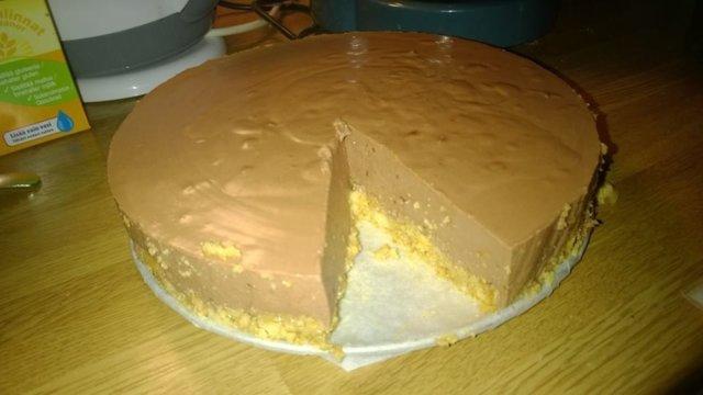 appelsiini-suklaajuustokakku 2