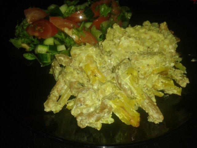 Vegaaninen soijasuikalekiusaus