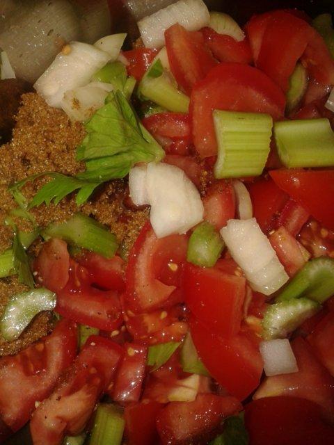 Tomaattimehu