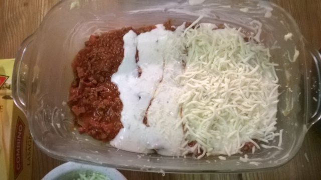 Reseptikuva: kiireettömän lasagne 4