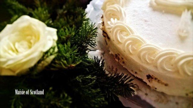 Winter Cake eli raikas talvikakku (G) 1