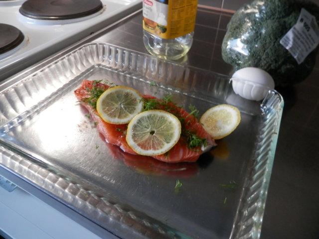 Reseptikuva: Sitruunaiset lohimedaljongit 1