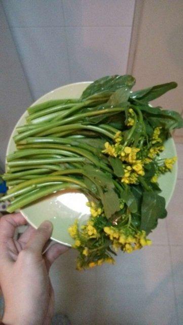 Höyrystetty parsa/vihreä kasvis balsamiviinietikalla 3