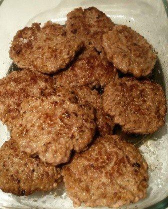 Helpot ja nopeat jauhelihapihvit