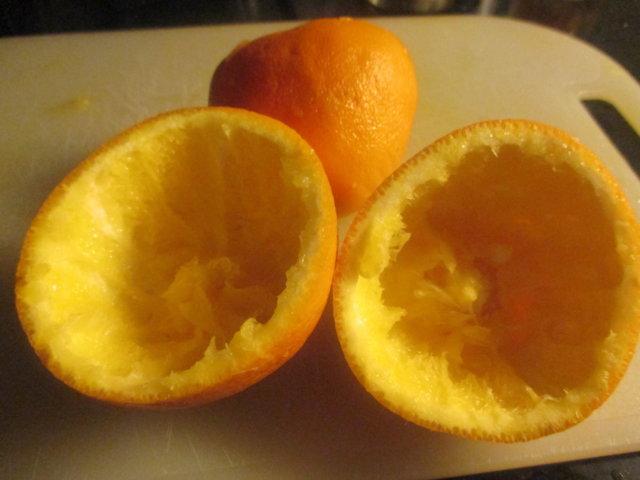 Appelsiiniuunijäätelö 5