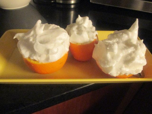 Appelsiiniuunijäätelö 3