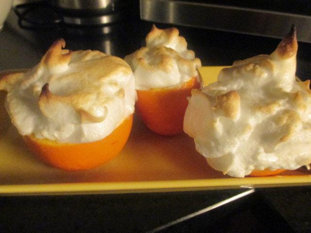 Appelsiiniuunijäätelö 2