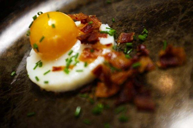 Muna-pekoni aamiainen vol.1 1