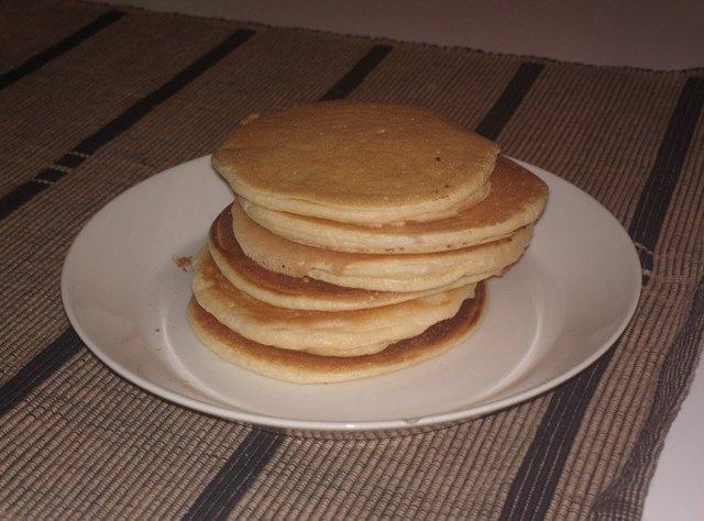 American Pancakes eli Amerikkalaiset pannukakut 1