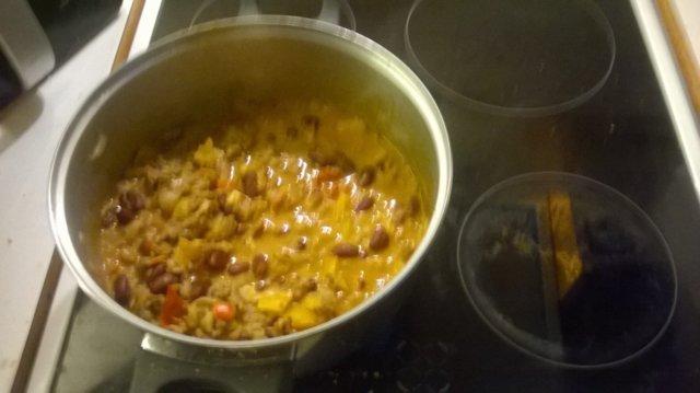 Reseptikuva: Jauheliha - chili pata 1