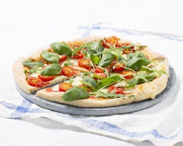 Pizzapohja, gluteeniton