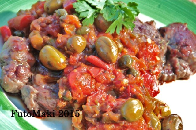 "Caponata ""My Way"" 1"