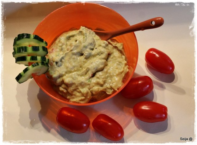 Reseptikuva: Guacamole 2 1