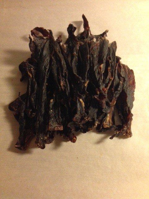 Reseptikuva: Beef Jerky eli kuivaliha 1