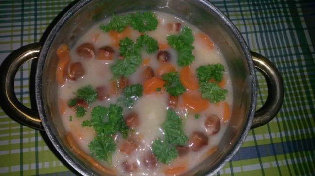 Porkkanamuhennos 1