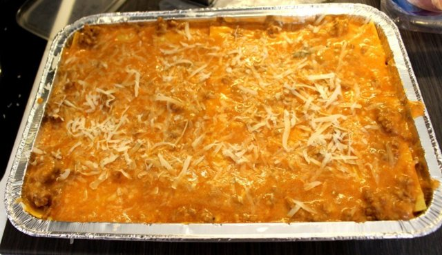 Ugolinon Lasagne 3