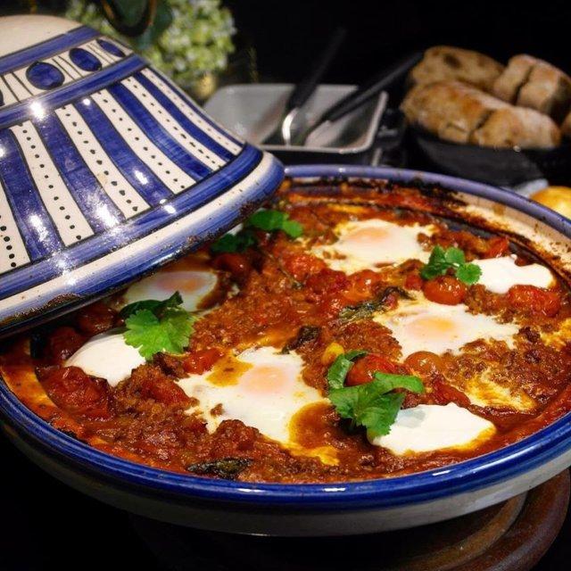 Kvinoa-peuranliha Tagine (marokkolaisittain) 2