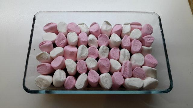 Reseptikuva: Vaahtokarkki, suklaavuoka 3