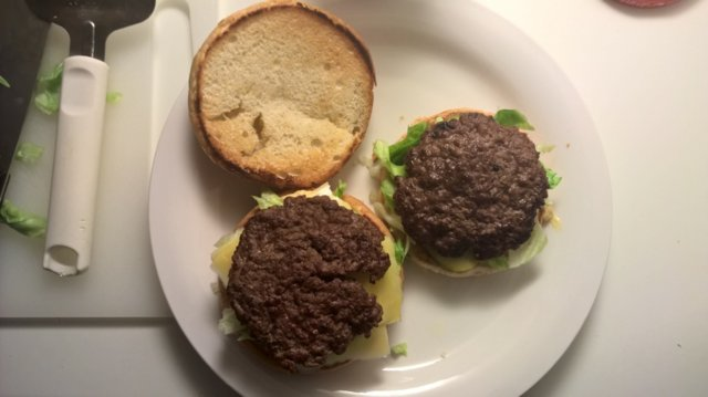 Big Mac (Top Secret Recipes)