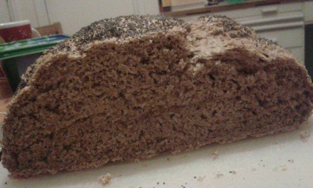 Reseptikuva: Koukuttava ruisleipä 1