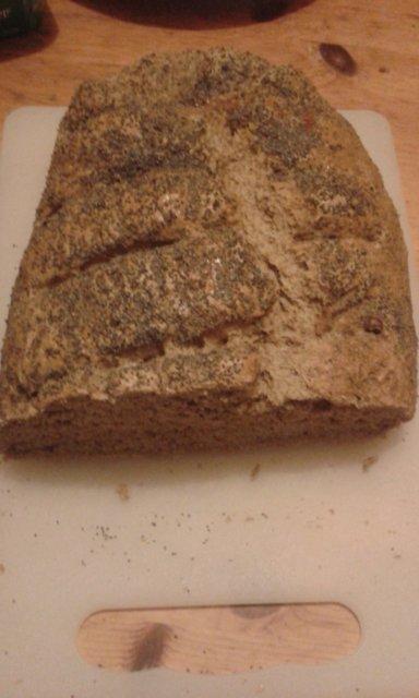 Koukuttava ruisleipä 2