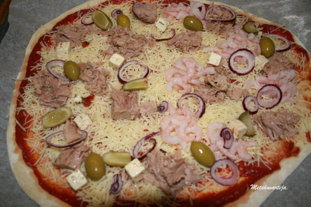 Reseptikuva: Pizza Dennis 5