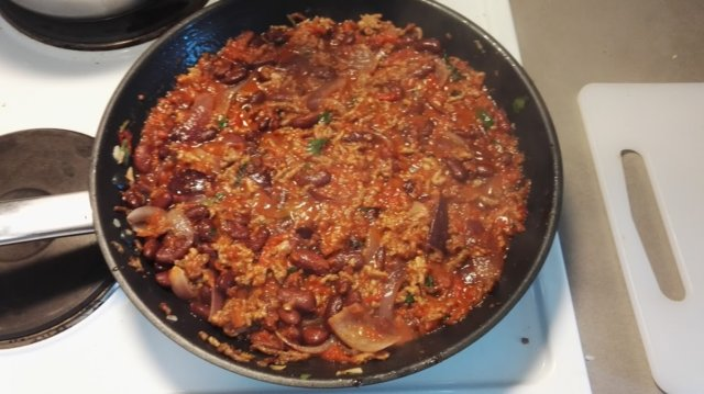 Aasialainen chili con carne