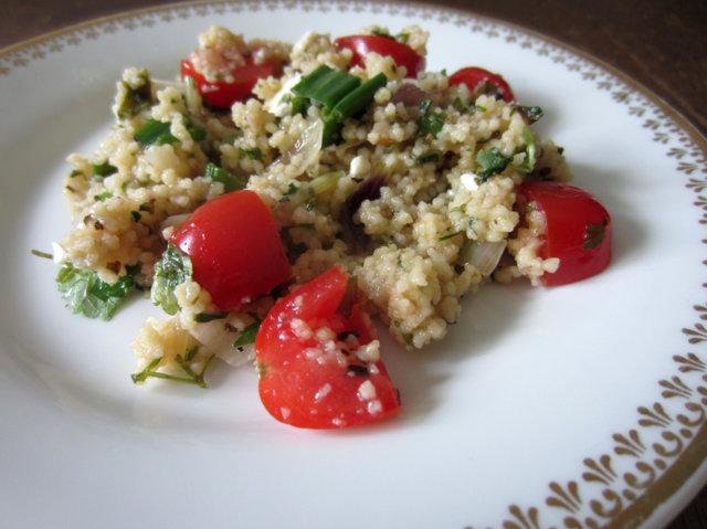 Reseptikuva: Couscous salaatti 1