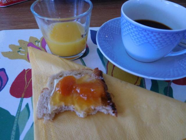 Aamiais-onnea